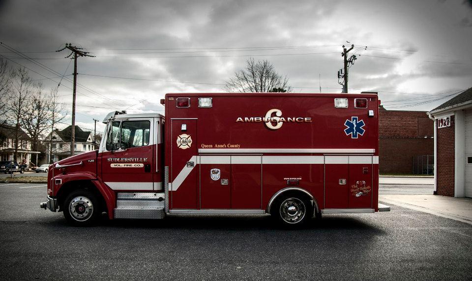 Ambulance 6 (For Sale!!!)