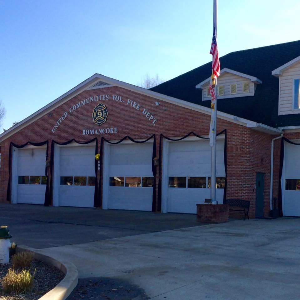 Passing of UCVFD active member John Bossert