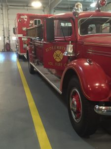 Fun fact ENG 62 was originally lettered as Sudlersville Engine 2