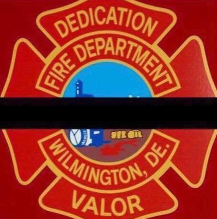 Prayers for the Wilmington, DE Fire Department