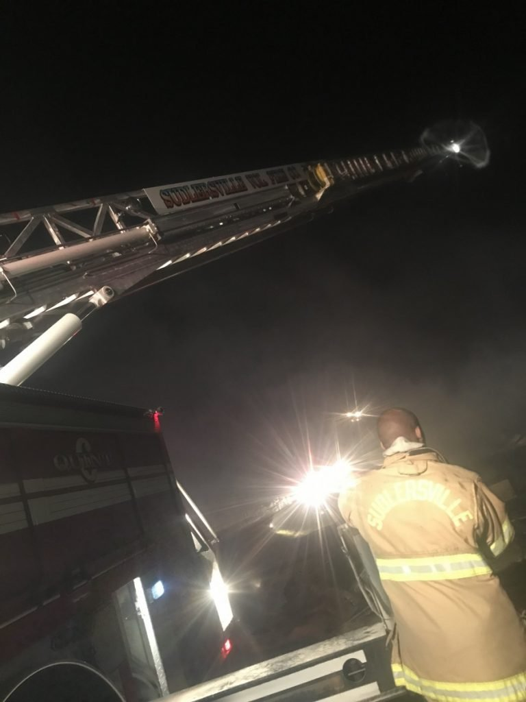 Company 6 goes to two early morning Fires